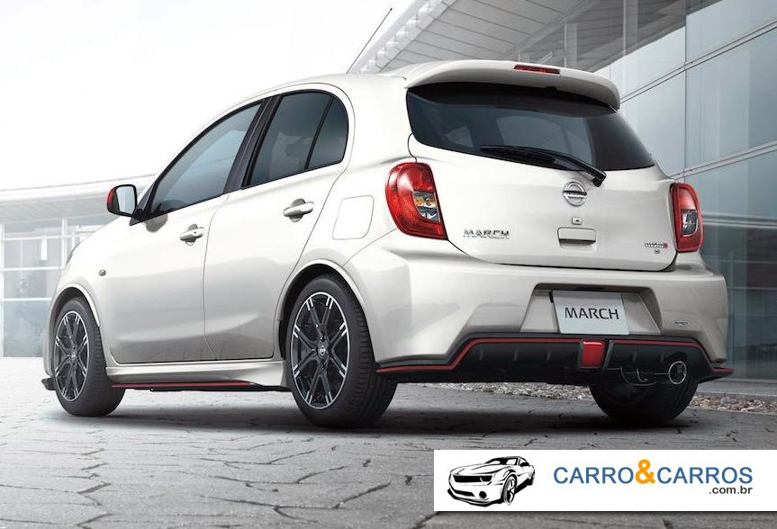 Nissan March 2014 Sport