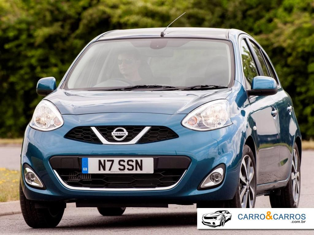 Nissan March ou Hyundai HB20