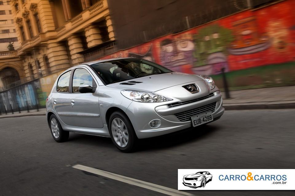 Novo Peugeot 207 2014 Preço