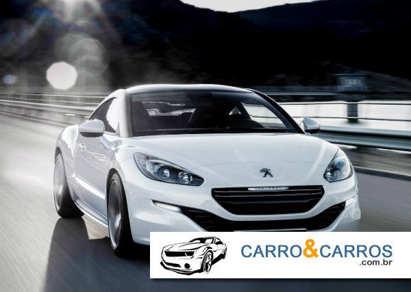 Novo Peugeot RCZ 2014 desempenho