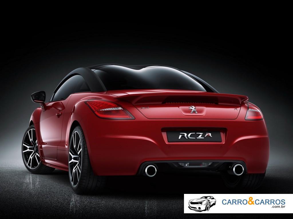 Novo Peugeot RCZ 2014 Consumo