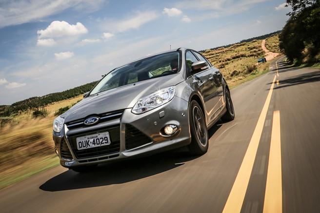 Ford Focus 2016 2.0 - Titanium (Powershift)