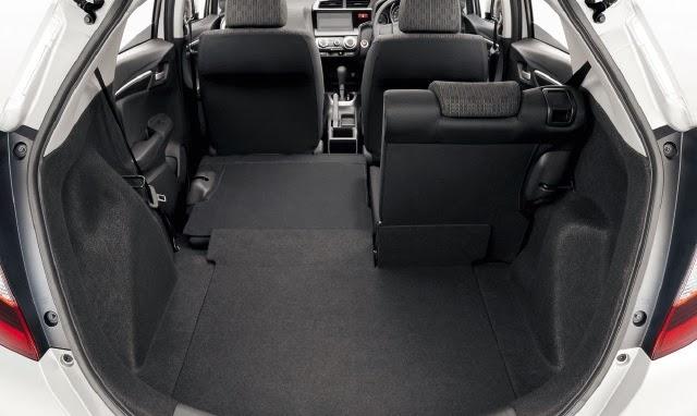 Novo Honda Fit 2015 Porta Mala