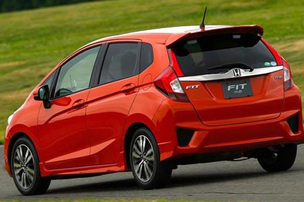 Good Honda Fit Fotos