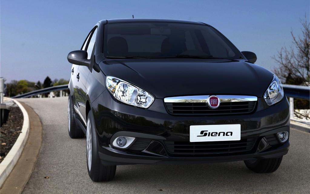 Novo Grand Siena 2015 Preço