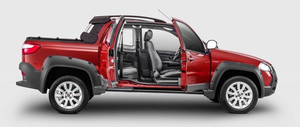 Novo Fiat Strada 2015 Valor