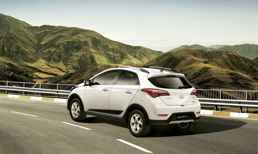 Hyundai Novo HB20X 2015 0 a 100 km/h e velocidade máxima