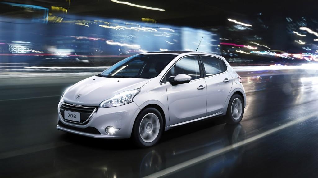 Novo Peugeot 208 2015 Preço