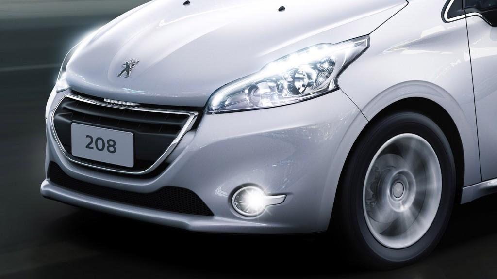 Novo Peugeot 208 2015 Valor