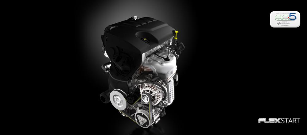 Novo Peugeot 308 2015 Consumo e velocidade máxima