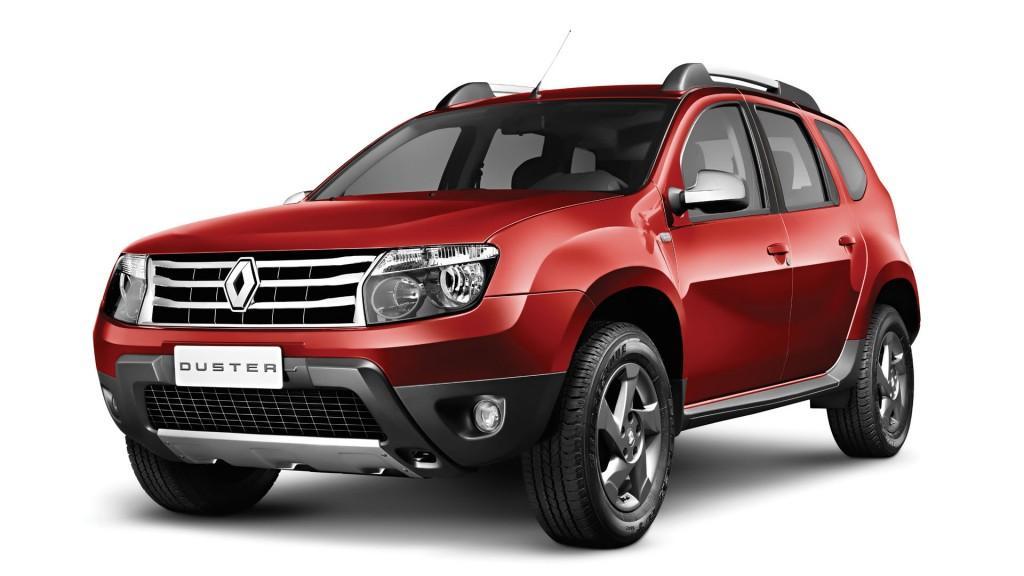 Novo Renault Duster 2015 Consumo