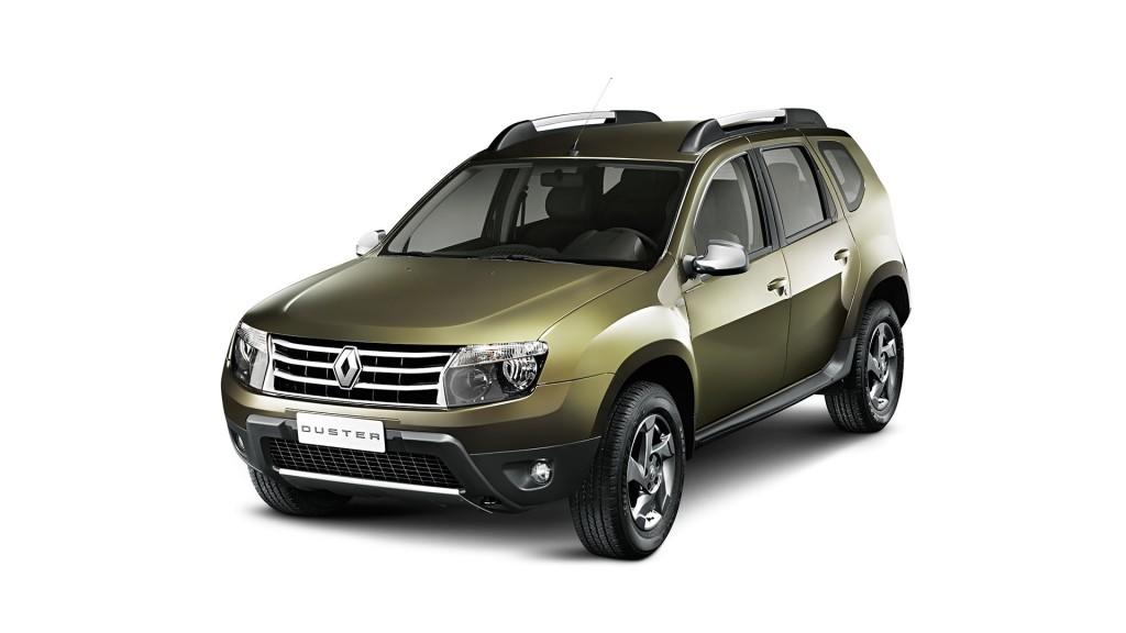 Novo Renault Duster 2015 - 0 a 100 Km/h e velocidade máxima