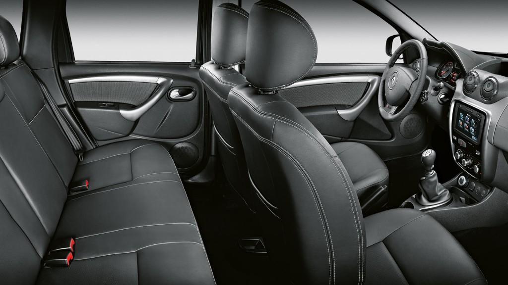Novo Renault Duster 2015 Interior