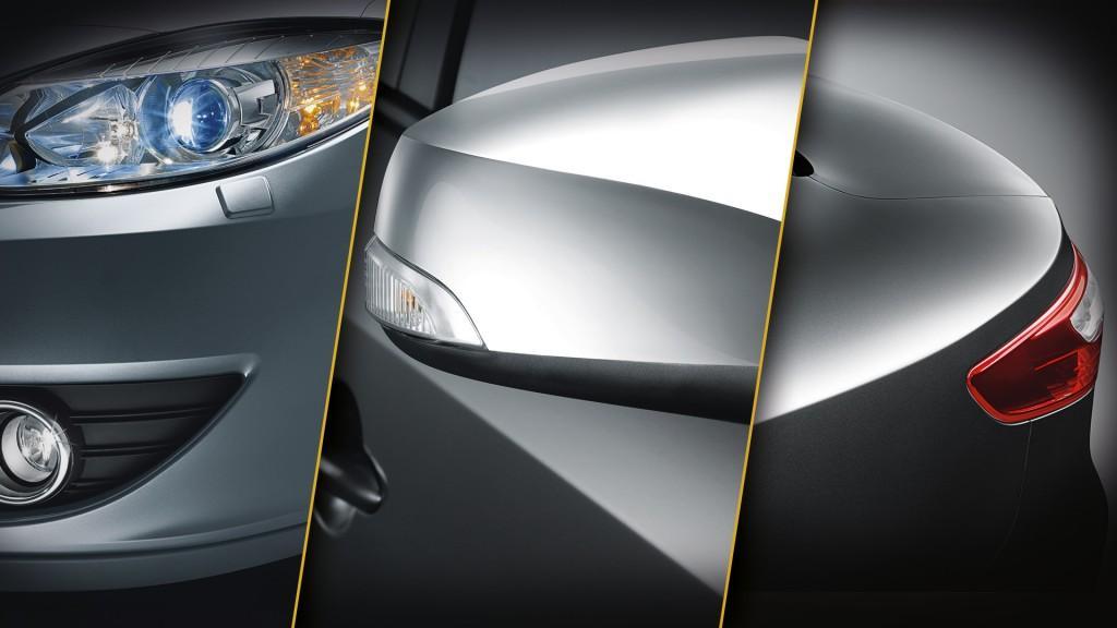 Novo Renault Fluence 2015 Ficha Técnica