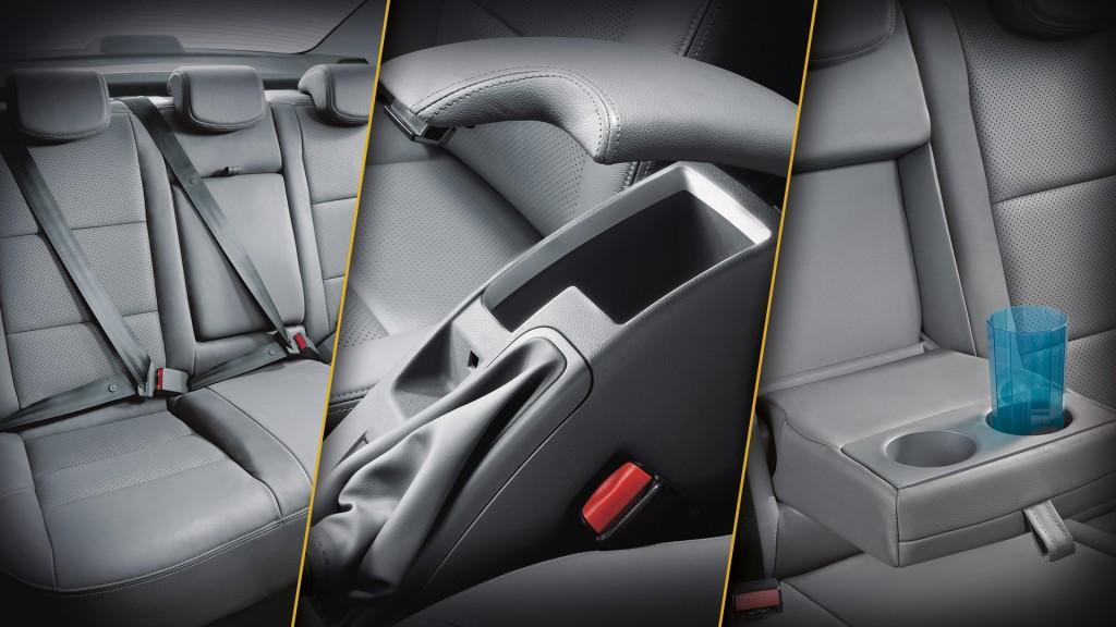 Novo Renault Fluence 2015 Interior