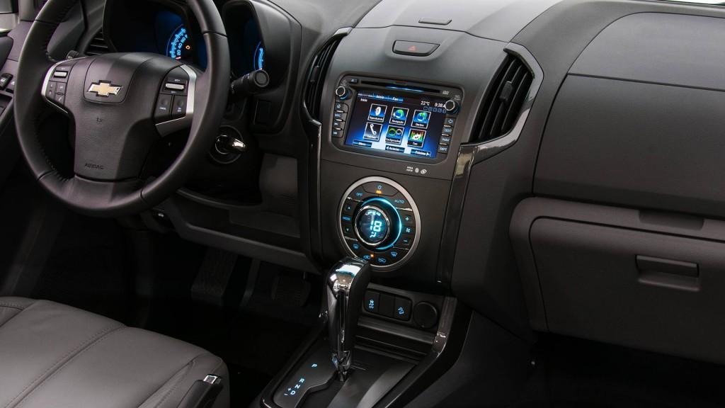 Nova S10 2015 Cabine Dupla Interior