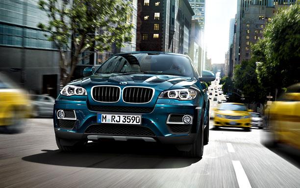 Novo BMW X6 2015 Valor