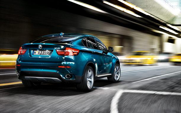 Novo BMW X6 2015 Consumo