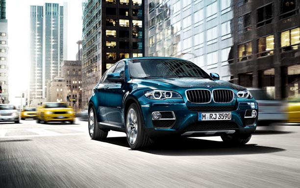 Novo BMW X6 2015 Preço