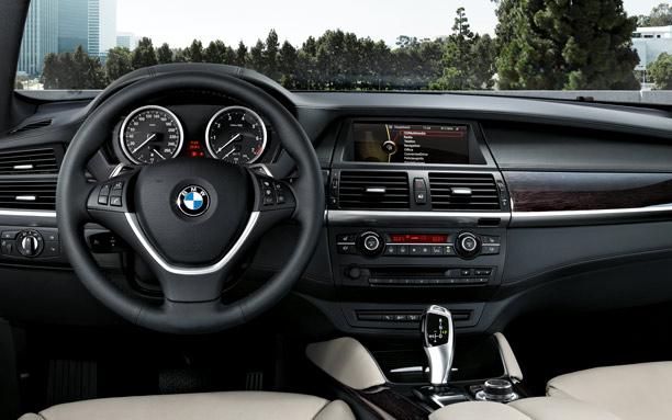 Novo BMW X6 2015 Interior