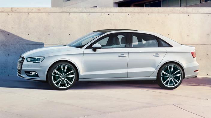 Novo Audi A3 2015 Sedan preço
