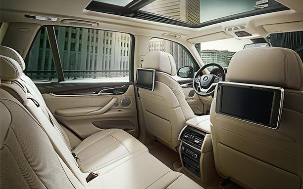 Novo Bmw x5 2015 Interior