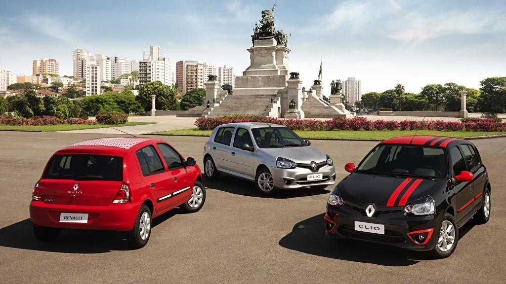 Novo Renault Clio 2015 Preço