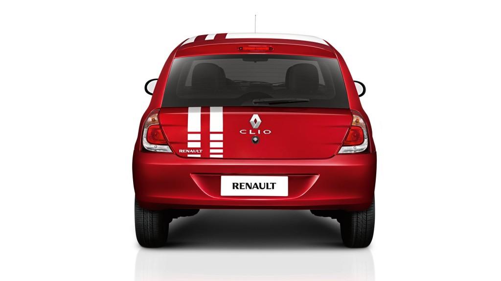 Novo Renault Clio 2015 Consumo