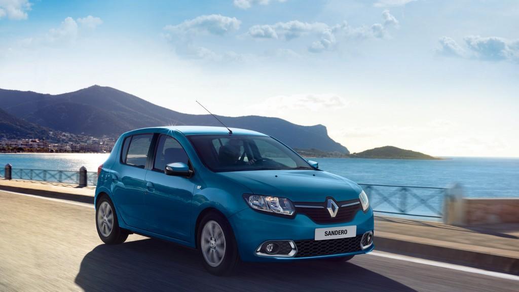 Novo Renault Sandero 2015 Preço