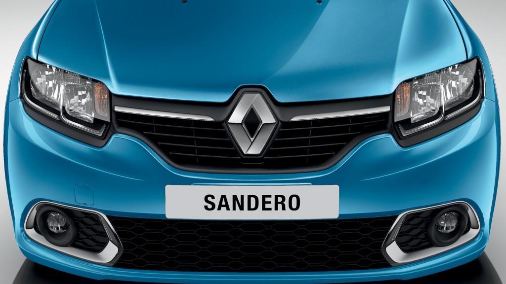 Renault Sandero 2016  1.6 Expression