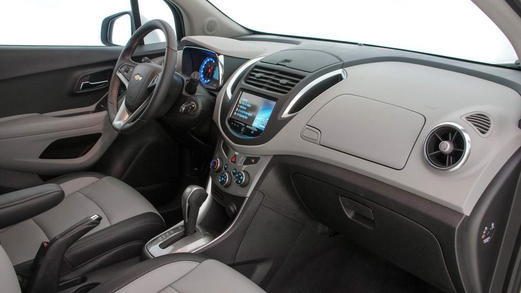 Novo Tracker 2015 Interior