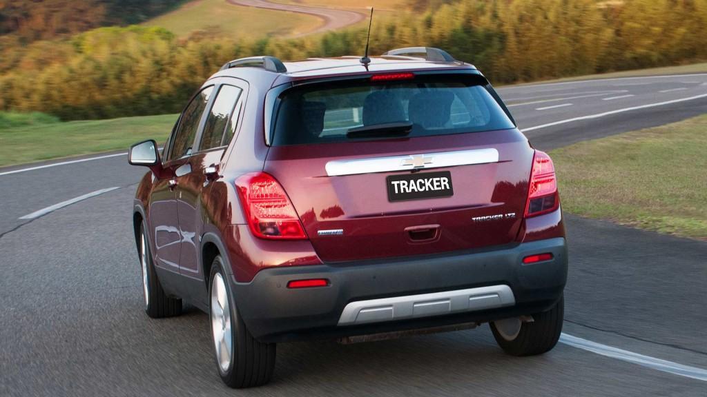 Novo Tracker 2015 Consumo e Ficha Técnica
