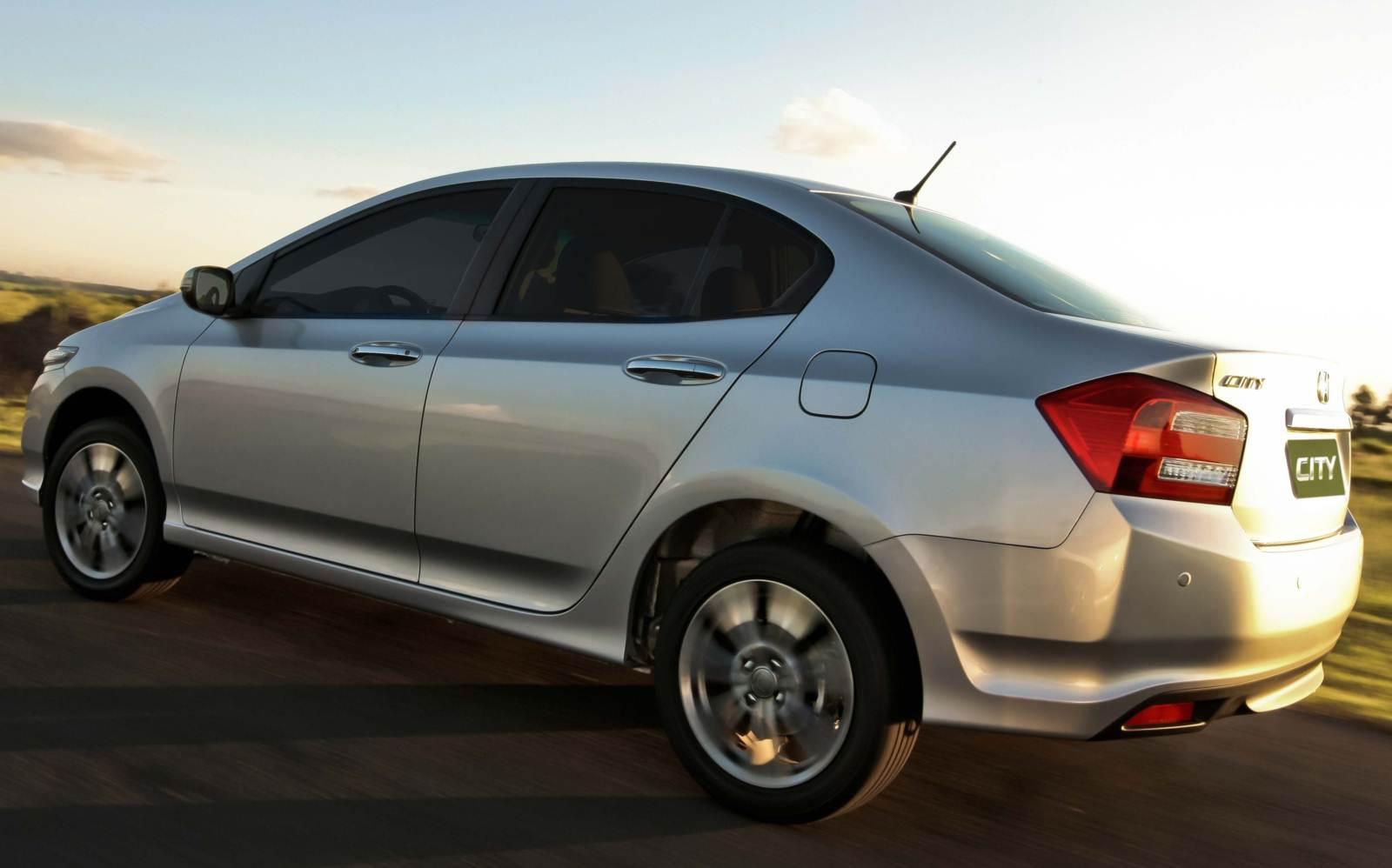Novo Honda City 2015 - Preço, Consumo, Ficha Técnica