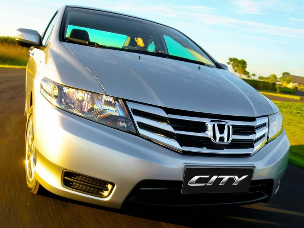 Novo Honda City 2015 Preço