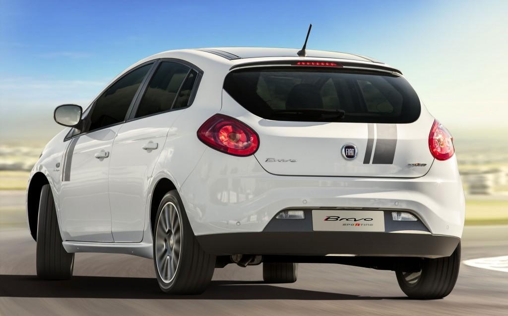 Novo Fiat Bravo 2015 Consumo