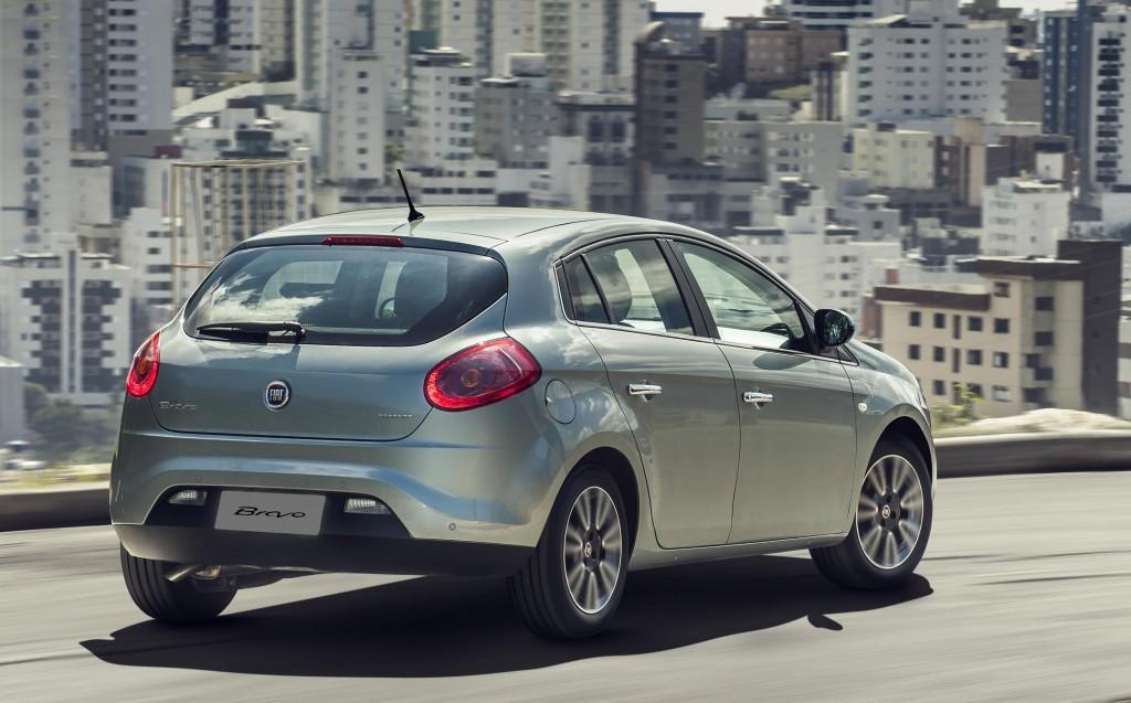 Novo Fiat Bravo 2015 Ficha Técnica