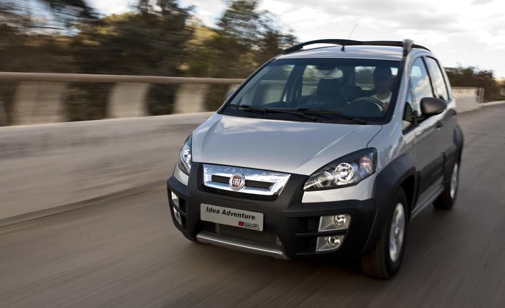 Novo Fiat Idea 2015 Preço