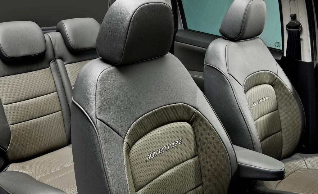 Novo Fiat Idea 2015 Interior