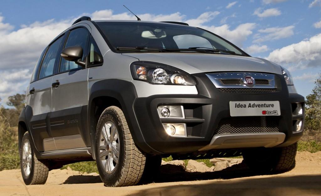 Novo Fiat Idea 2015 Ficha Técnica e desempenho