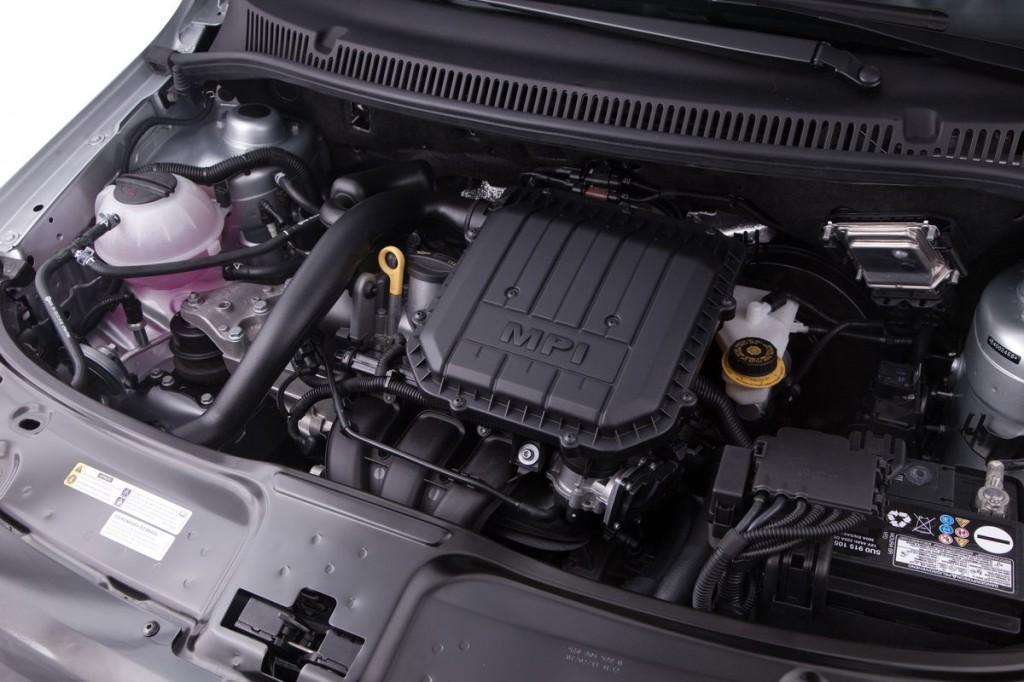 Novo Fox 2015 Motor