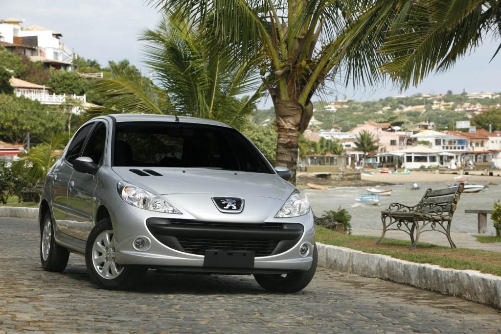 Novo Peugeot 207 2015 Preço