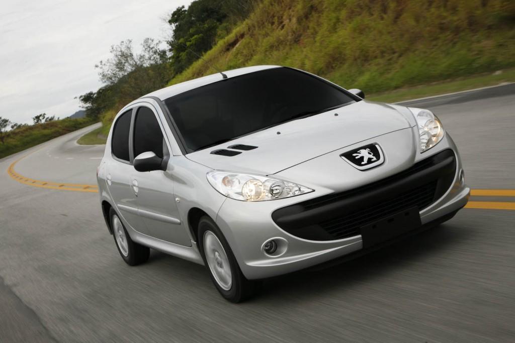 Novo Peugeot 207 2015 Valor