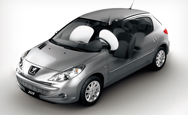 Novo Peugeot 207 2015 Desempenho e 0 a 100 km/h