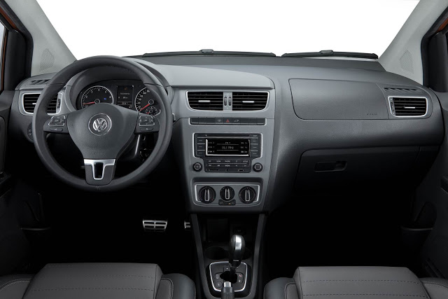 Novo Crossfox 2015 - Interior
