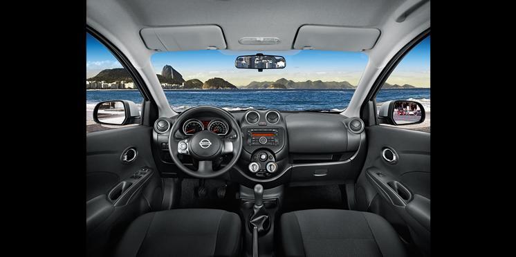 Novo Nissan Versa 2015 Ficha Técnica