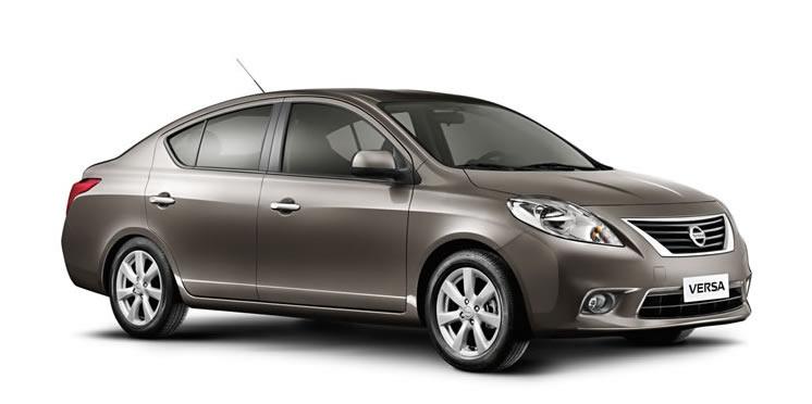 Novo Nissan Versa 2015 Preço