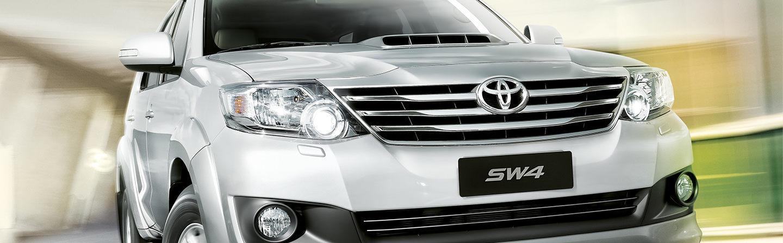 Nova Hilux Sw4 2015 - Consumo e Avaliação