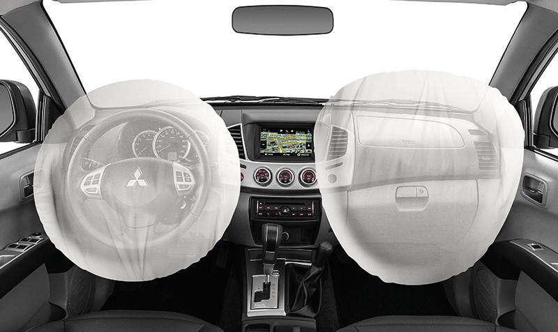 Nova L200 Triton 2015 Segurança e consumo