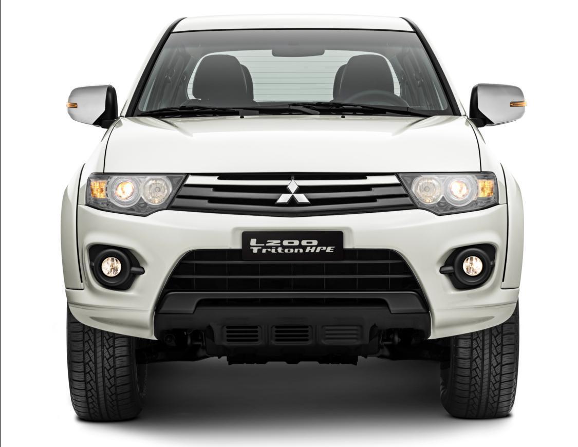 Nova L200 Triton 2015 / 2016 – Preço, Consumo, Ficha Técnica