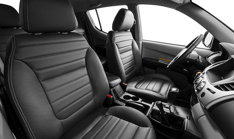 interior têm materiais de qualidade, como você pode ver na foto